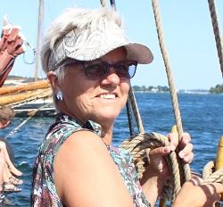 Skibet træskib båd sejlads Marianne