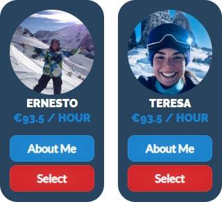 Ernesto-Teresa-Ski-Instructors-LaPlagne