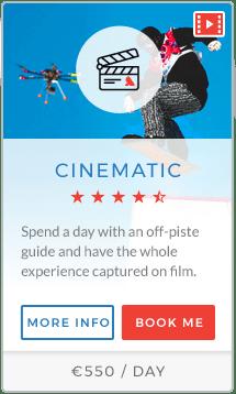 Cinematic Instructor La Plagne
