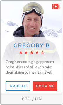 Greogy B Instructor Val Thorens