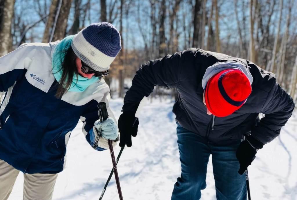 Private Ski Lessons Méribel