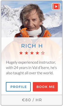 Rich H Instructor Morzine