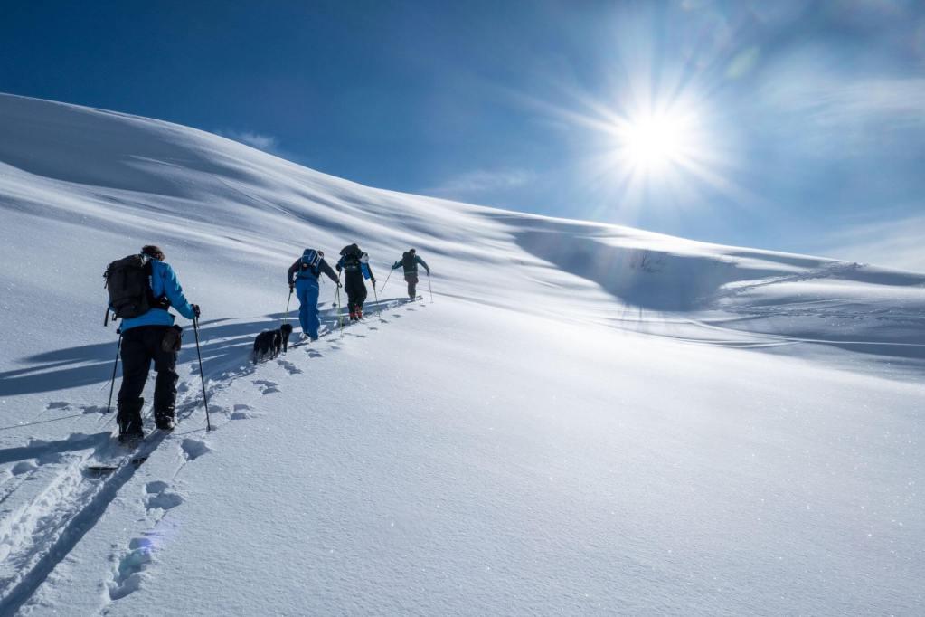 Off Piste Ski Lessons La Rosière