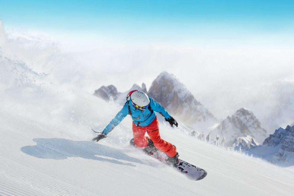 Snowboarding Lessons La Tania