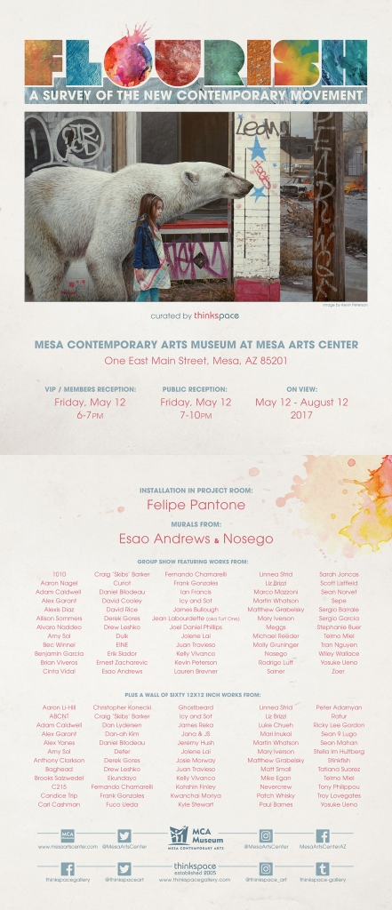 Flourish (Mesa Contemporary Arts Museum – Mesa, AZ)