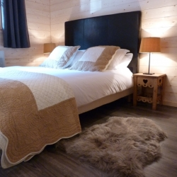 Chalet Tzigane bedroom