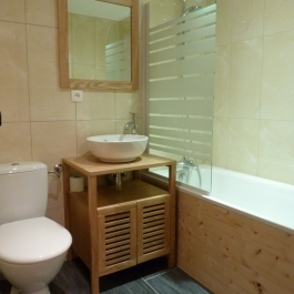 Chalet Tzigane Bathroom