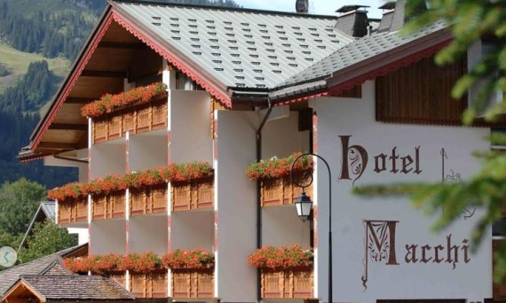 Hotels in Chatel