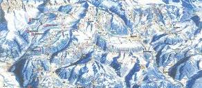 Portes du Soleil piste map