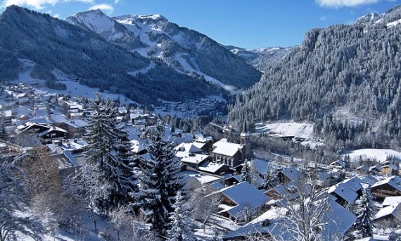 Chatel Village