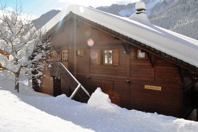 Chatel ski chalets