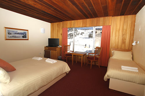 eiger room twin