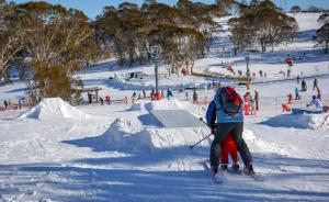 Mount Selwyn snow resort nsw