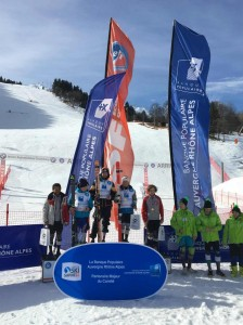 Podium U14 250217 Meribel 2