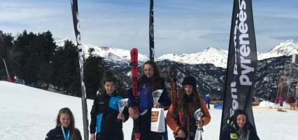 Coupe d'Argent – Championnat des Pyrénées U16