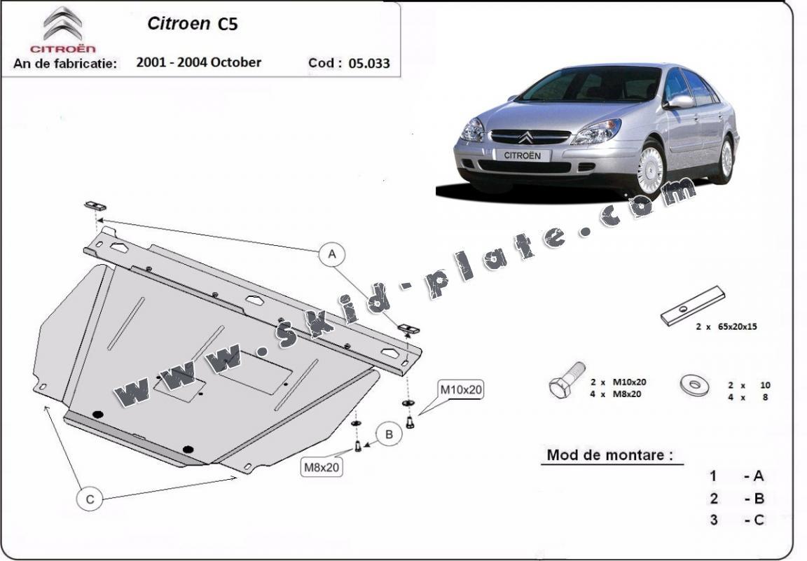 Citroen C5 Manual