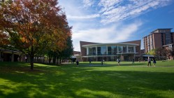 2018 college campus