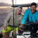 Alan and his two son's head to Flamingo for some family fishing.