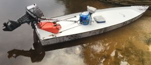 Skiff Life's Bateau SK14 Build, A Lesson in Skinny Water