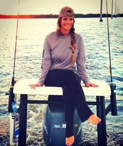 Fishing is one thing…Fishing with the love of your life and best friend?..Well…
