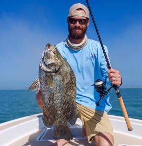 Florida Fishing Products new Osprey Reel Catches Fish