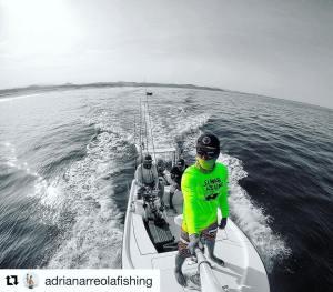 #Repost @adrianarreolafishing with @repostapp ・・・ En busca rey de las olas. 🇲🇽🇲🇽…