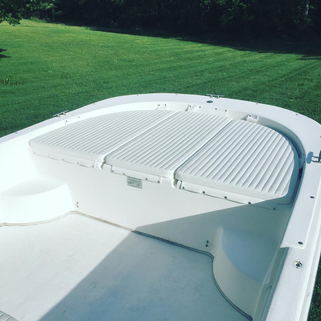 carolina skiff boat cushions