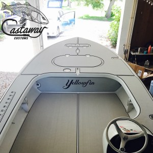 Here is a  17  we decked out in  down in  The customer went with a cool gray ove…