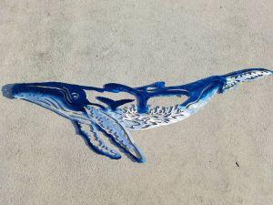 ocean-metal-art
