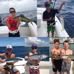 Watch young kids learn how to fish is awesome. !!!                              …