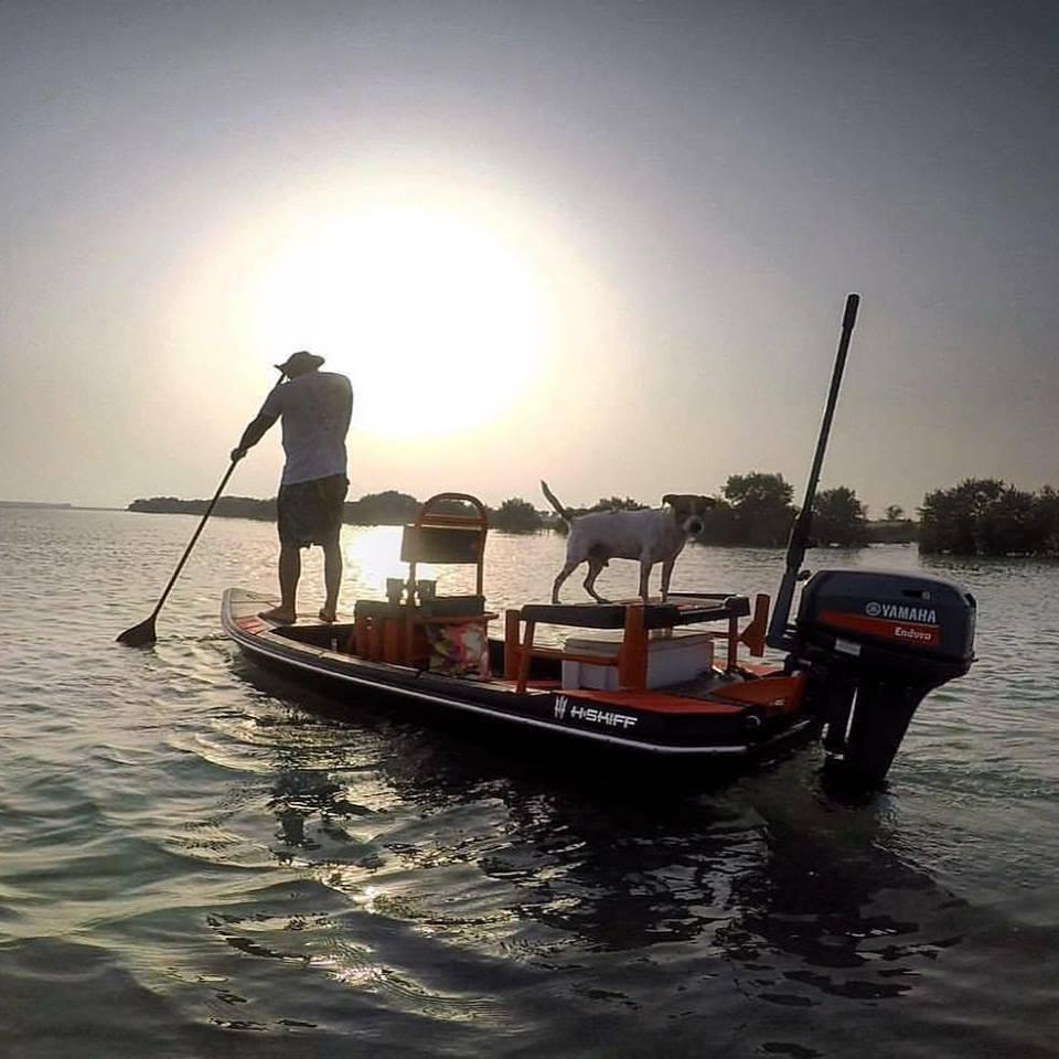 hcraft skiff
