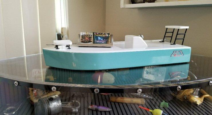 custom skiff flats boat