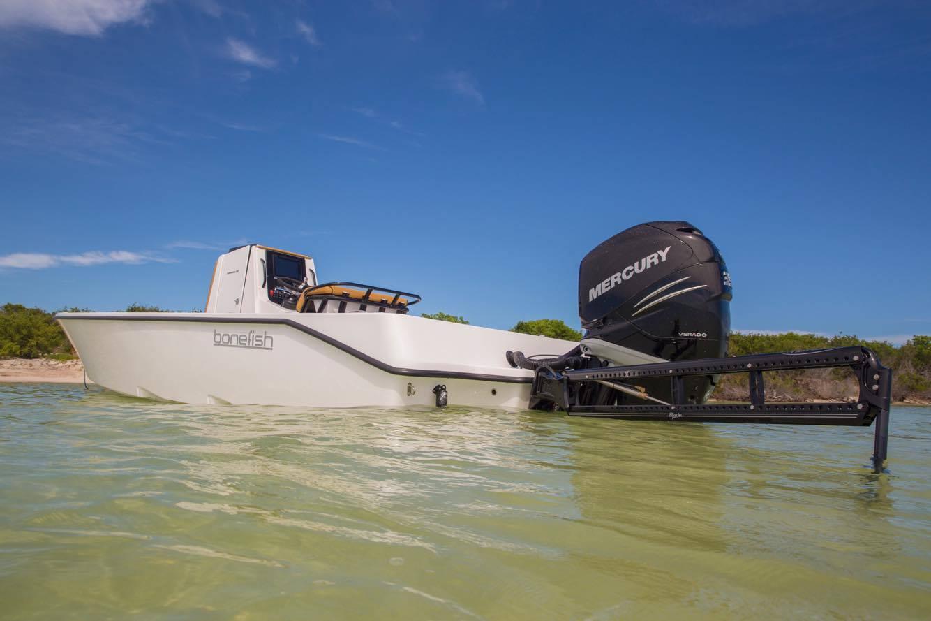 bonefish malvado bay boat