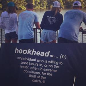 Our o.g hookhead crew… thank you for a great day on the lake!  Ya'll are aweso…