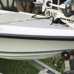 Action Craft done Upgraded sound system Full service, LED's, all nav lights work…