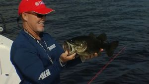 Missed last night's Ballin' Bass episode on the Chevy Florida Insider Fishing Re…