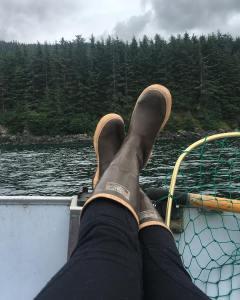 Lazy afternoon, Alaska style     …