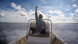 Watch out fish there's a new captain in town!                 …