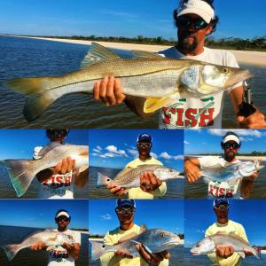 Army Veterans father and son had a absolutely gorgeous day in the Everglades tod…