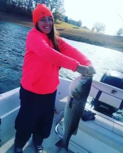 Carolina Skiff – Very nice fish from Cherokee today!  8657891991                 …
