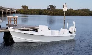 Another one on the water and lookin good .  Boat number one this year but somewh…