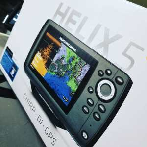 Made the switch to humminbird. First time in the gheenoe since pre-irma.        …