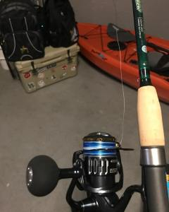 New toy Shimano Twin Power with a St croix Tidemaster!                          …