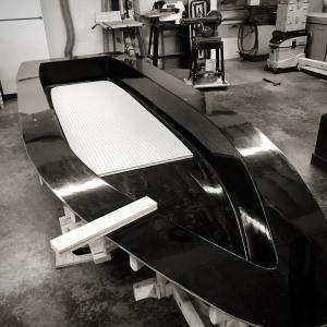 Pretty awesome thing watching a guy build his own technical backwater skiff. Now…