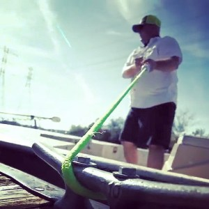 The Boat Dock Grip with fender lines makes docking any boat a breeze. The Boat D…