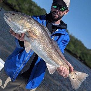 Awesome redfish