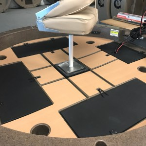 Here is the marine mat added to the Roundabout!  Looks awesome!          …