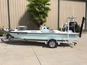 2018 Bossman 18 Skimmer Lodge Edition for sale $24,950! Ready to go in 4 weeks! …