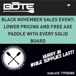 Best event Bote has ever done! Hurry in while supplies last! Some styles sold ou…