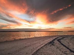 Everglades National Park. Pavilion Key sunrise                 …